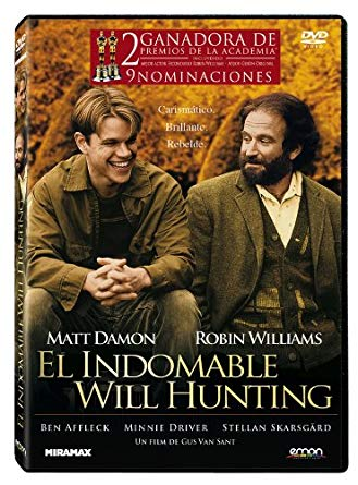 Pelicula El indomable Will Hunting